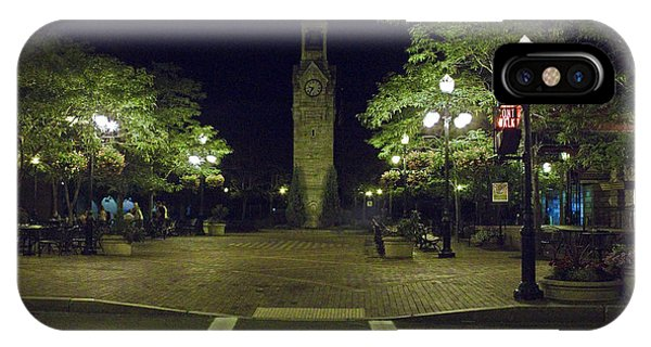 Corning Clock Tower IPhone Case