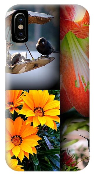Cornucopia Garden IPhone Case