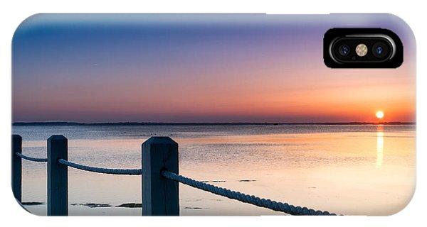 Corolla North Carolina Sunset IPhone Case