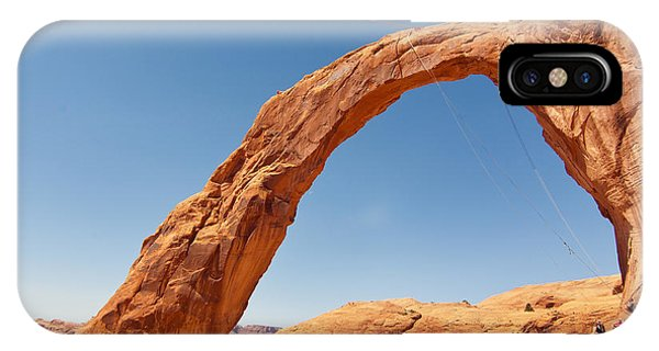 Corona Arch Swing IPhone Case