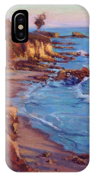 Corona Del Mar / Newport Beach IPhone Case