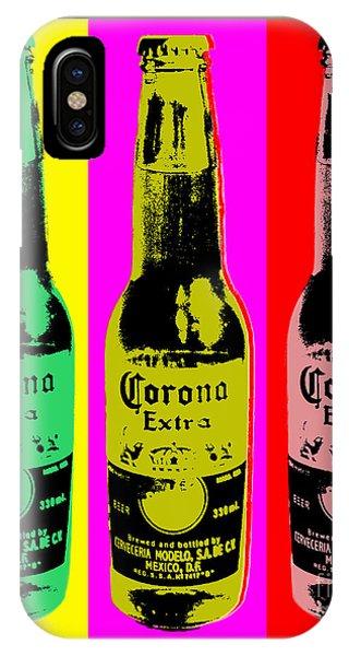 Corona Beer IPhone Case