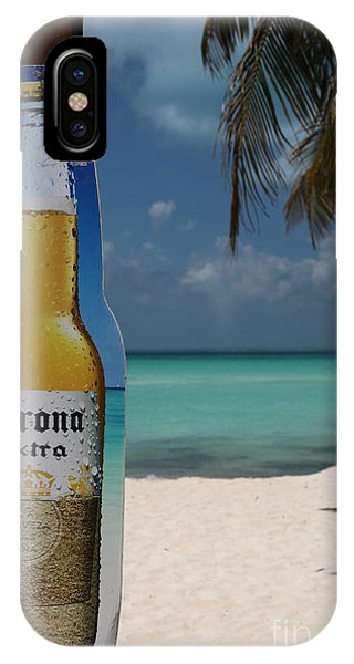 Corona IPhone Case