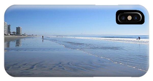 Coronado Beach IPhone Case
