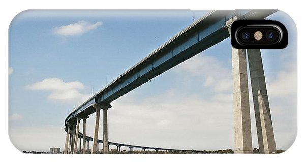 Coronado Bridge Phone Case by Andrew Kasten