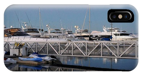 Coronado Marina IPhone Case