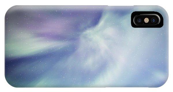 Coronal Aurora IPhone Case
