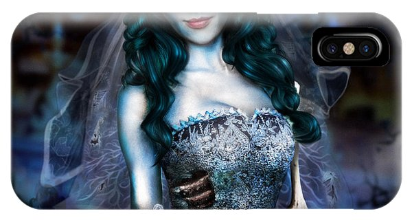 Corpse Bride IPhone Case
