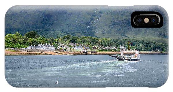 Corran Ferry IPhone Case