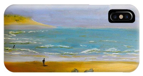 Corrimal Beach IPhone Case