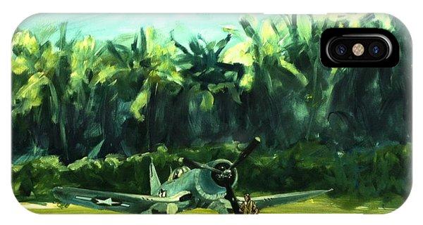 Corsair In Jungle IPhone Case