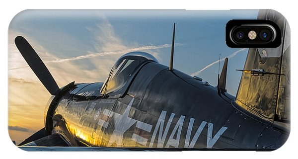 Corsair Sunset IPhone Case