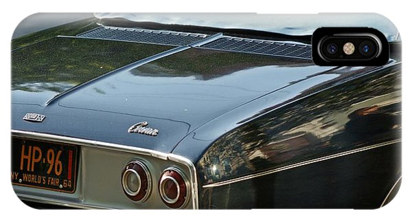 Corvair iPhone Case - Corvair Convertible by Mark Marotta