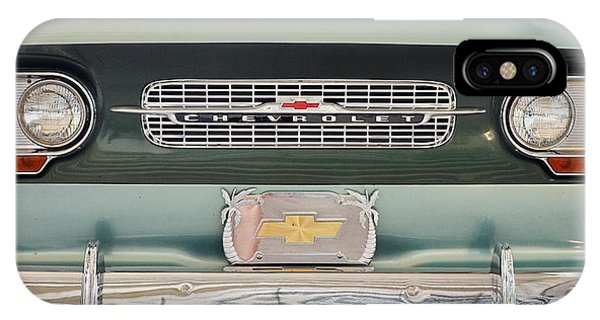 Chevrolet Corvaire95 Truck Grill IPhone Case