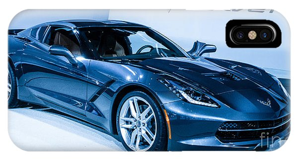 Corvette Stingray IPhone Case