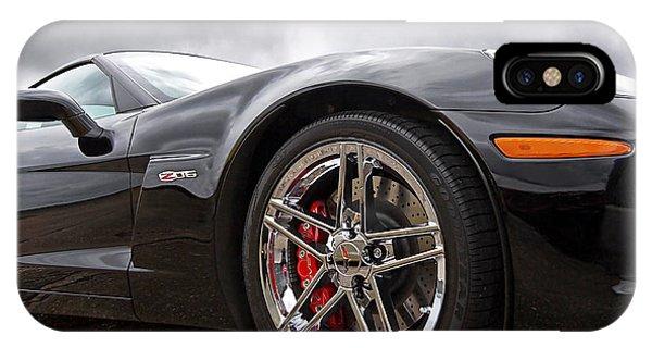 Corvette Z06 IPhone Case