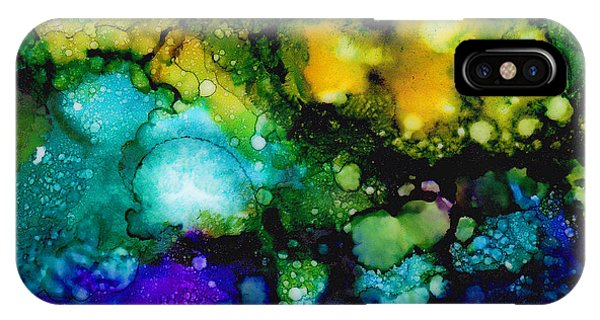 Cosmic Birth IPhone Case