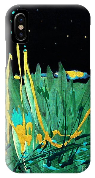 Cosmic Island IPhone Case