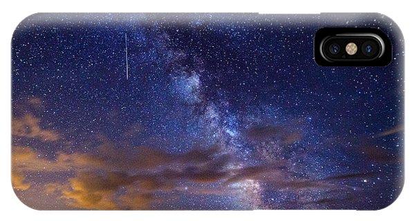 Cosmic Traveler  IPhone Case