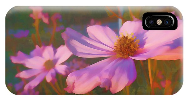 Cosmos Twilight IPhone Case