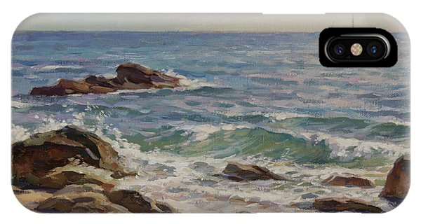 Costal Scene IPhone Case