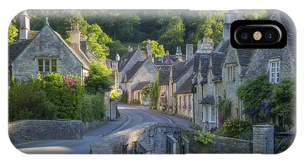 Cotswold Village IPhone Case