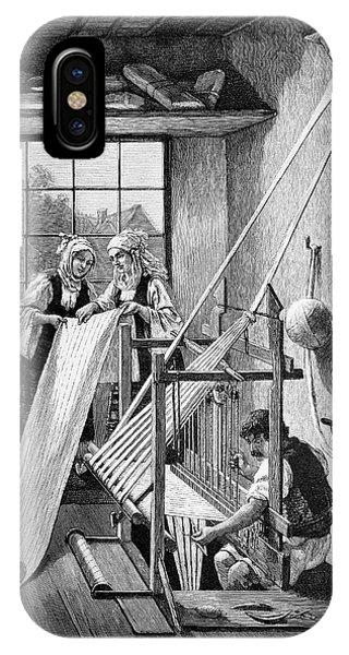 Cotton Loom Phone Case by Bildagentur-online/tschanz