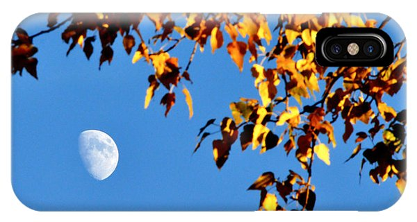 Cottonwood Moon IPhone Case