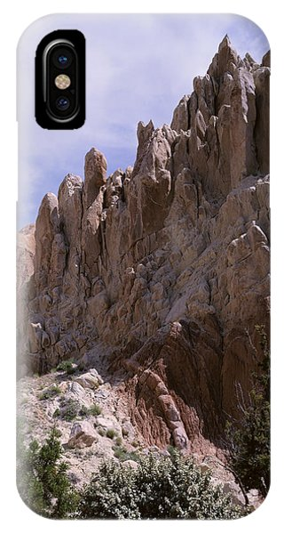 Cottonwood Spires 2-v IPhone Case