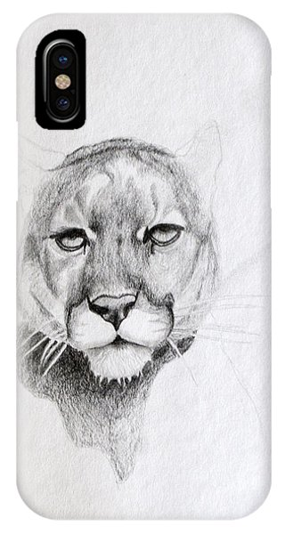 Cougar IPhone Case