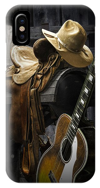 Country And Western Music IPhone Case