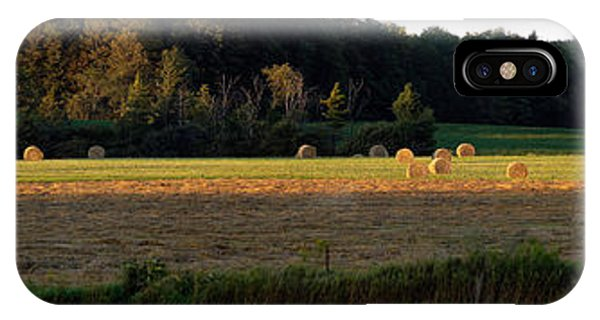 Country Bales  IPhone Case