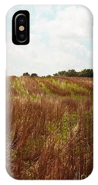 Country Farm Field IPhone Case