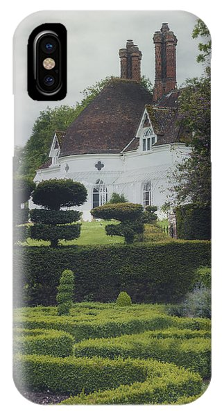 English Countryside iPhone Case - Country House by Joana Kruse