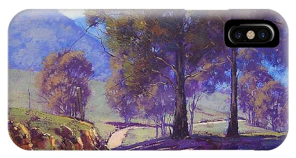 Country Road Oberon IPhone Case