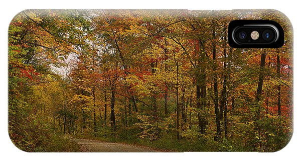 Country Road.....wv IPhone Case