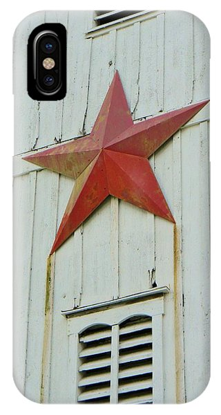 Country Star IPhone Case