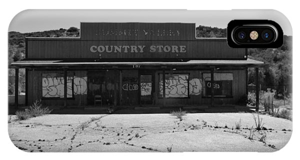 Country Store IPhone Case