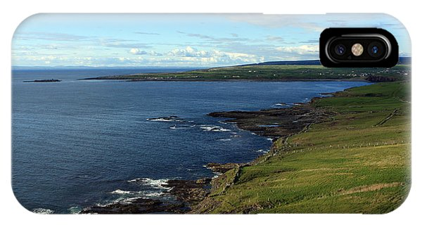 County Clare Coast IPhone Case