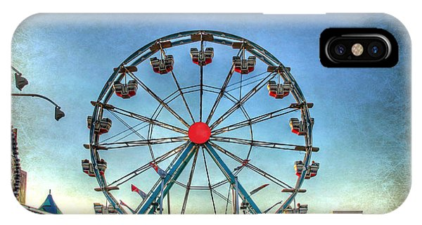 IPhone Case featuring the photograph County Fair by Jackson Pearson
