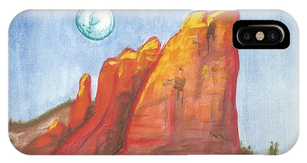 Court House Butte  IPhone Case