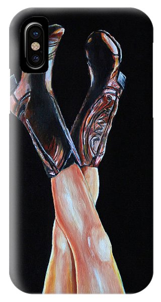 Cowgirl Legs IPhone Case