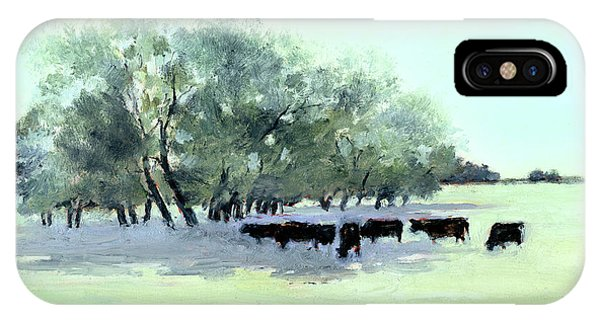 Cows 7 IPhone Case