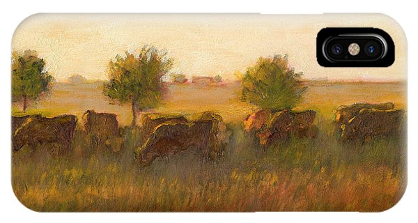 Cows1 IPhone Case