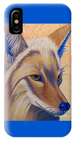 Coyote Summer IPhone Case