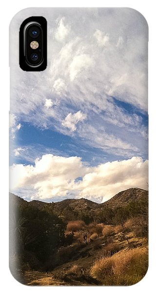 Coyote Wash Dressed Up IPhone Case