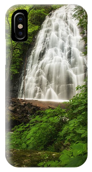 Crabtree Falls IPhone Case