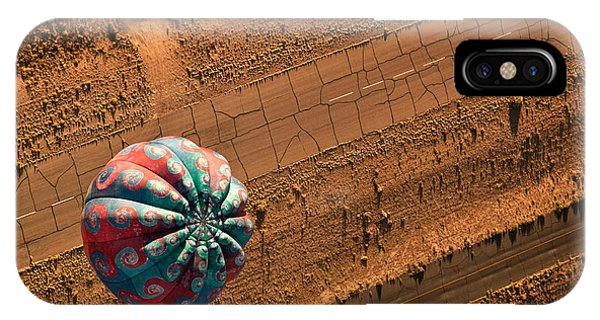 New Mexico iPhone Case - Cracked Highway by Keith Berr