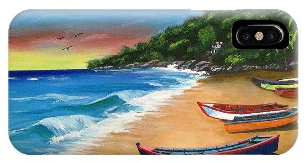 Crashboat Beach Wonder IPhone Case