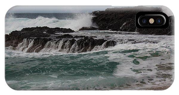 Crashing Surf IPhone Case